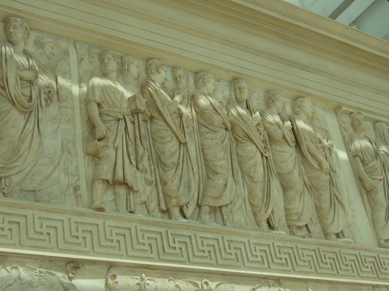 Museo dell'Ara Pacis: Ara Pacis Frieze