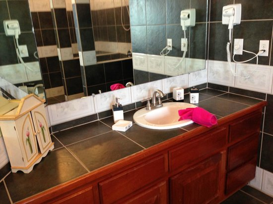Kama Lounge & Bistro Bar: My Master Bathroom Sink 1