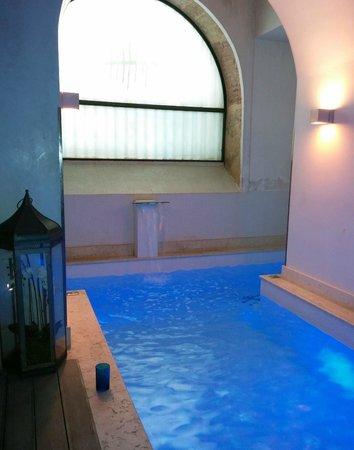 Quintocanto Hotel & Spa : The spa