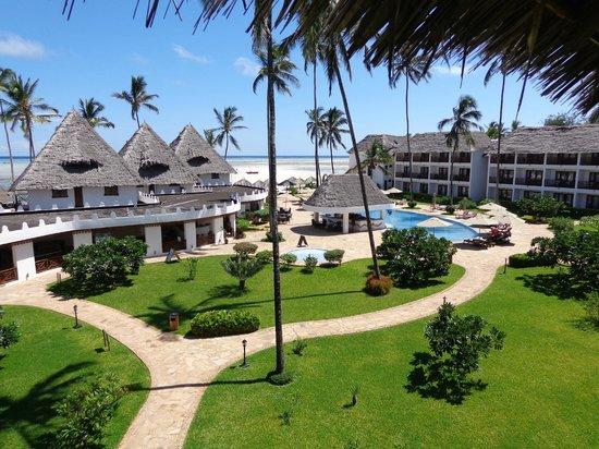 DoubleTree by Hilton Resort Zanzibar - Nungwi: vu de la chambre