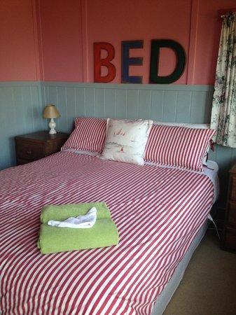Karbeethong Lodge: our room