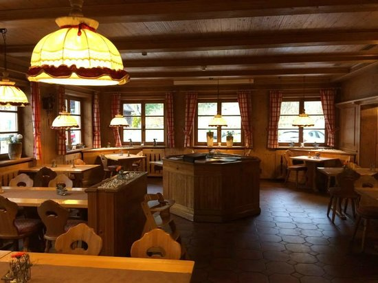 BEST WESTERN Hotel Hofgut Sternen: Hotel Dining Hall
