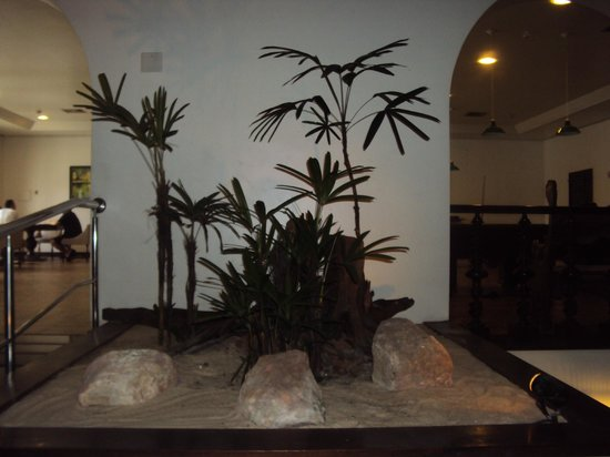 Tropical Manaus Ecoresort : Interior