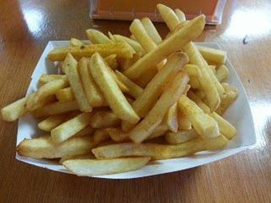 Col. Mustard's Phat Burgers: Fries