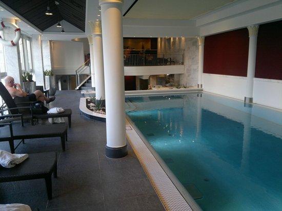 The Westin Grand Frankfurt : Pool