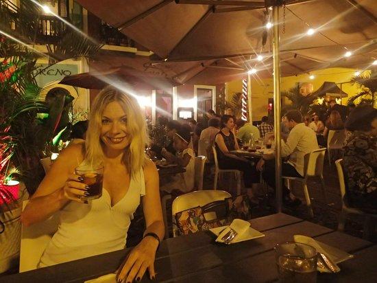 Toro Salao : nice evening