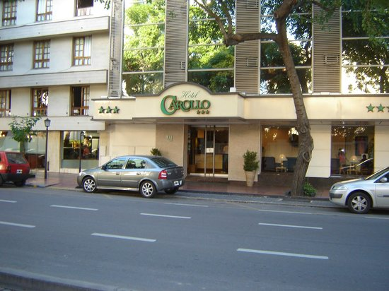 Hotel Carollo Gold : Fachada desde el exterior