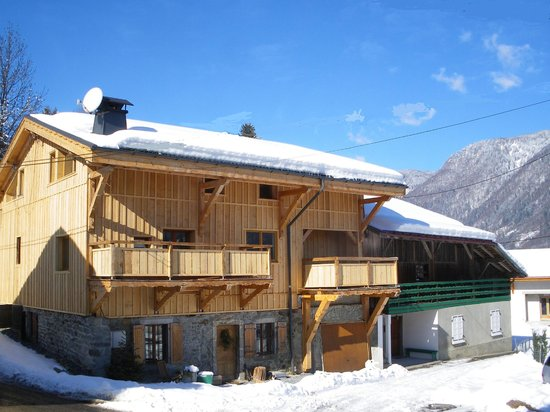 Chalet Pomet: Our beautiful chalet