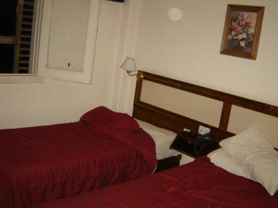 Hotel Carollo Gold: Habitaciones Twins