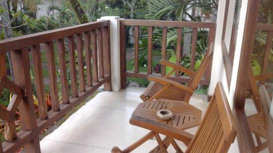 Royal Candidasa: Royal Bali Beach Club : balcony