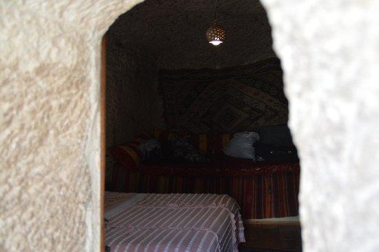 Kelebek Special Cave Hotel : Room 4 from the doorway
