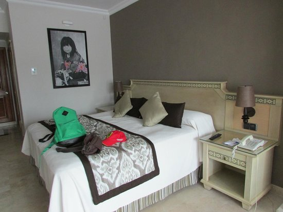 Grand Palladium Kantenah Resort and Spa: Junior Suite