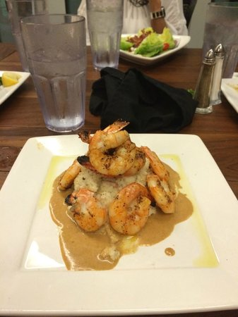 Cobalt The Restaurant: Shrimp & Grits