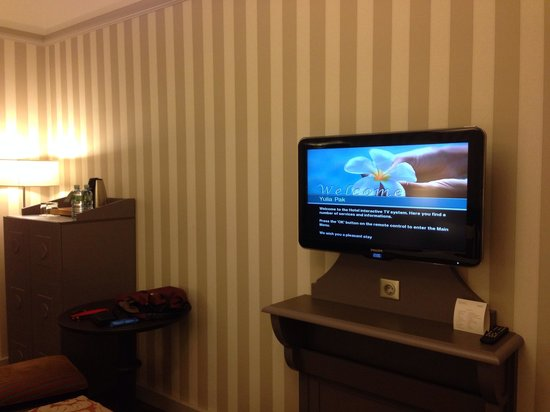 Mercure Arbat Moscow : A room