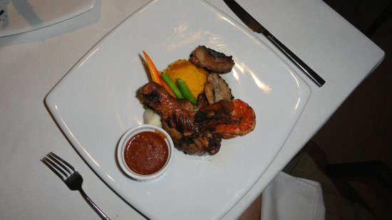 Christina's : Mixed grill