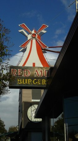 Red Mill Burgers--Interbay: Red Mill