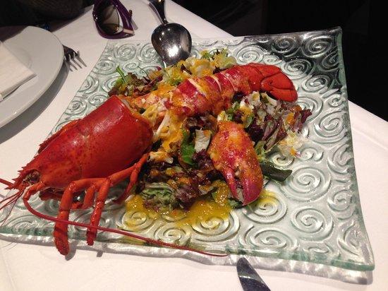 Torreon : Lobster mmmm