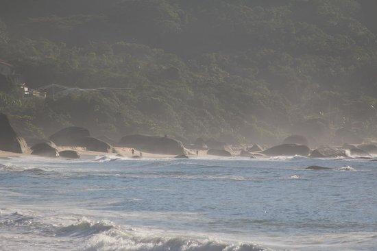 Pousada Brisa do Mar: praia do cepilho visto de frente da pousada