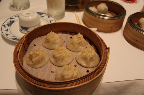 Yank Sing - Rincon Center : shanghai dumpling