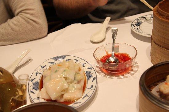 Yank Sing - Rincon Center : shrimp noodle-personal favorite