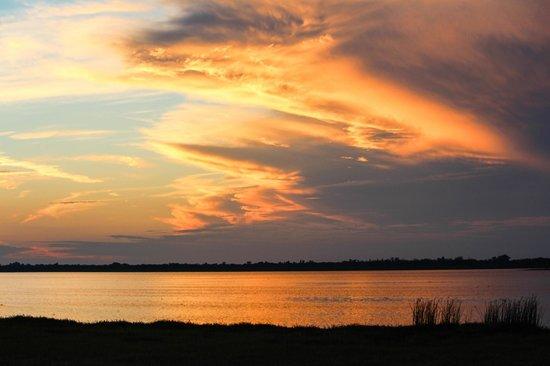 Myakka River State Park: Sunsets.