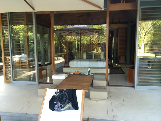 Amanyara pool villa