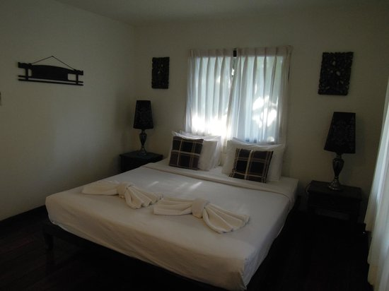 Aonang Tropical Resort: Comfortable room
