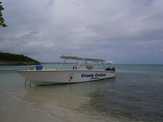 Buccaneer Beach Club: Creole Cruises