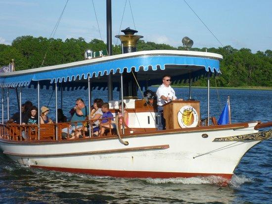 Disney's Wilderness Lodge : Boat to Magic Kingdoma