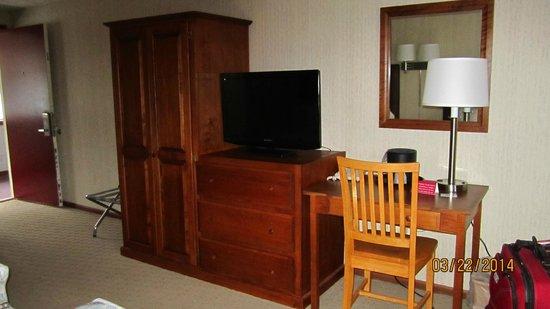 Rhumb Line Resort: The room