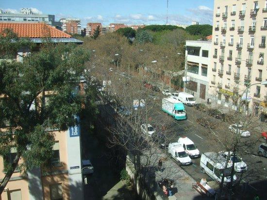TRYP Madrid Chamberí Hotel: Vistas