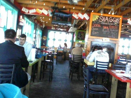 Gulf Islands National Seashore - Mississippi District - Davis Bayou: Great food.
