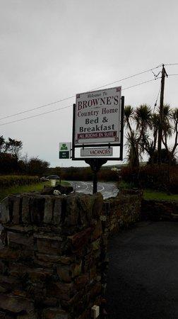 Brownes Bed & Breakfast Dingle: 3