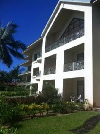 Le Meridien Ile Maurice : building