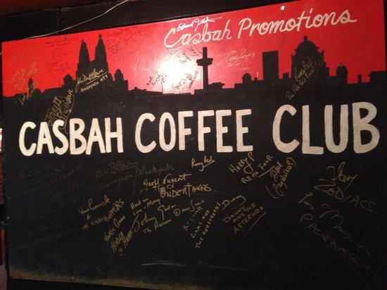 Casbah Coffee Club: Rocking the Casbah