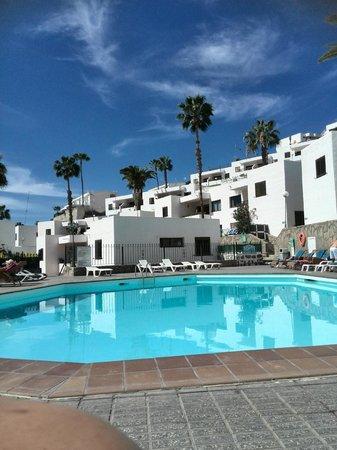 Cumana Apartments: Hotellet