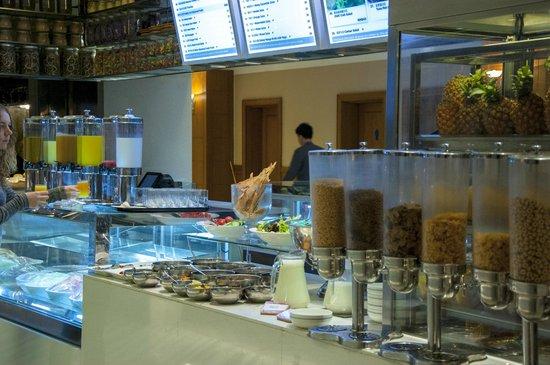 5L Hotel, Beijing: Breakfast
