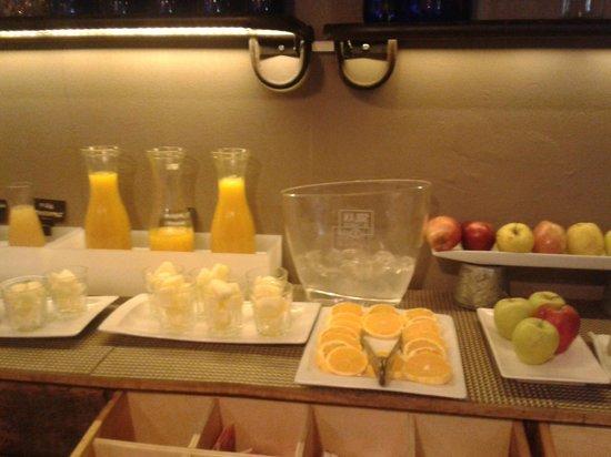 TRYP Madrid Chamberí Hotel: Desayuno
