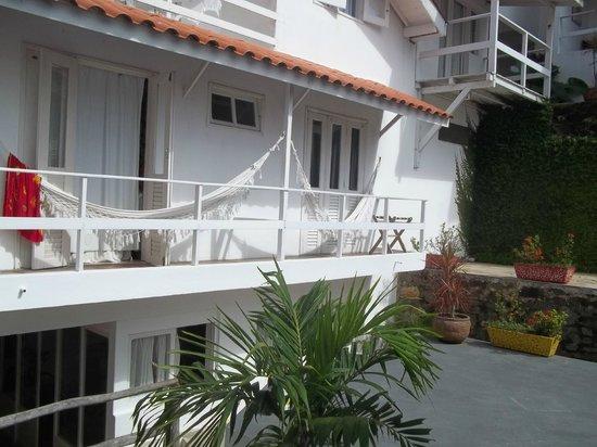 Solar Das Artes Pousada Boutique - Morro: habitaciones con balcon