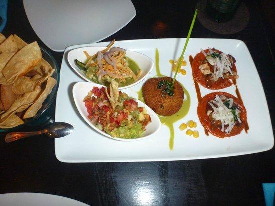 Kondesa Restaurant: Kondesa Experience Appetizers