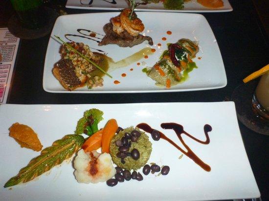 Kondesa Restaurant: Kondesa Experience Entree