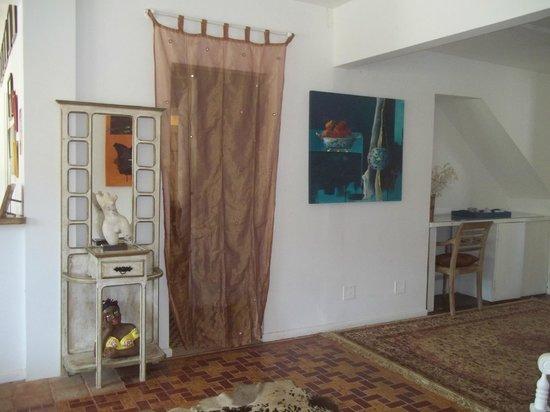 Solar Das Artes Pousada Boutique - Morro: recepcion