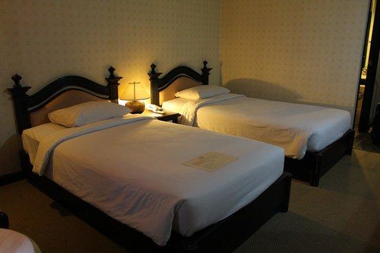 C H Hotel : Bedroom