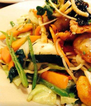 Food Hedz: Shrimp/Scallop Lunch
