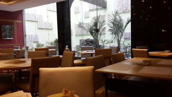 South American Copacabana Hotel : Завтрак