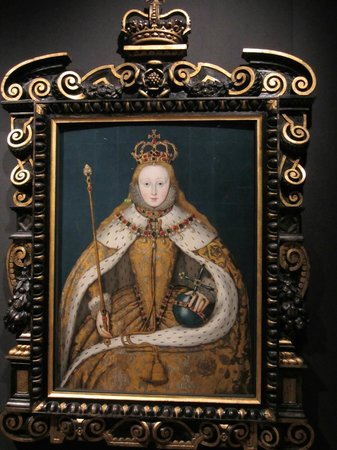 National Portrait Gallery: Queen Elizabeth