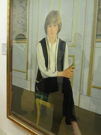 National Portrait Gallery: Lady Diana