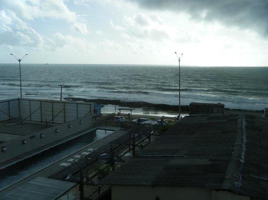 Yak Hotel Natal: Praia dos Artistas vista do Hotel