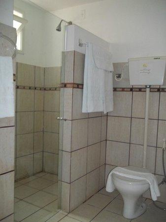 Solar Das Artes Pousada Boutique - Morro: baño habitacion