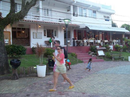 Solar Das Artes Pousada Boutique - Morro: frente de la posada